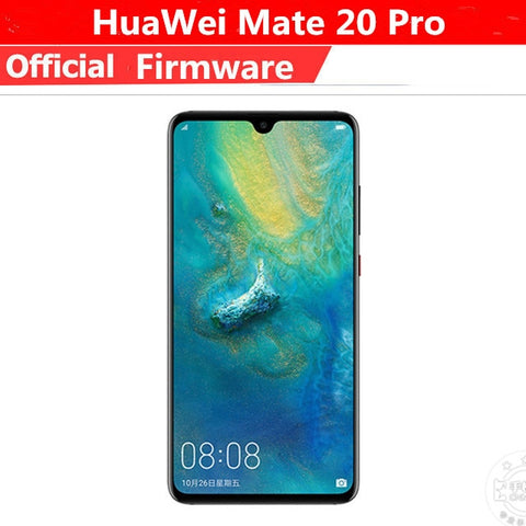 "DHL Fast Delivery HuaWei Mate 20 Pro 4G LTE Cell Phone Kirin 980 Android 9.0 6.39"" 3120x1440 8GB RAM 256GB ROM 40.0MP IP68 NFC - ZURBEXPRESS"