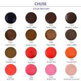 CHUSE Orange Red T303 Permanent Makeup Ink Eyeliner Tattoo Ink Set Eyebrow Microblading Pigment Professional 12ML 0.4oz - ZURBEXPRESS