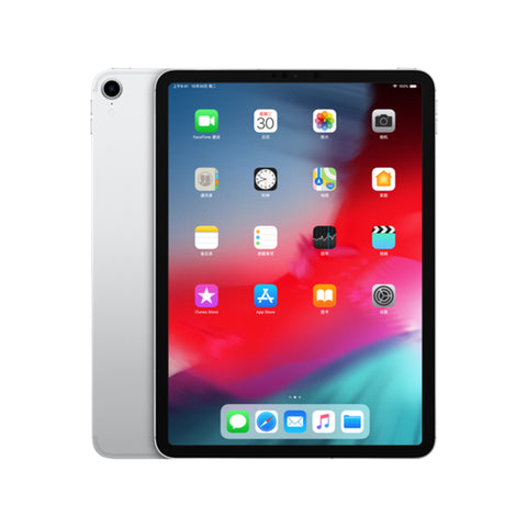 Apple iPad Pro 11 inch | All Screen Design Liquid Retina Display Intuitive Gestures and Face ID to Unlock Octa Core A12X Bionic - ZURBEXPRESS
