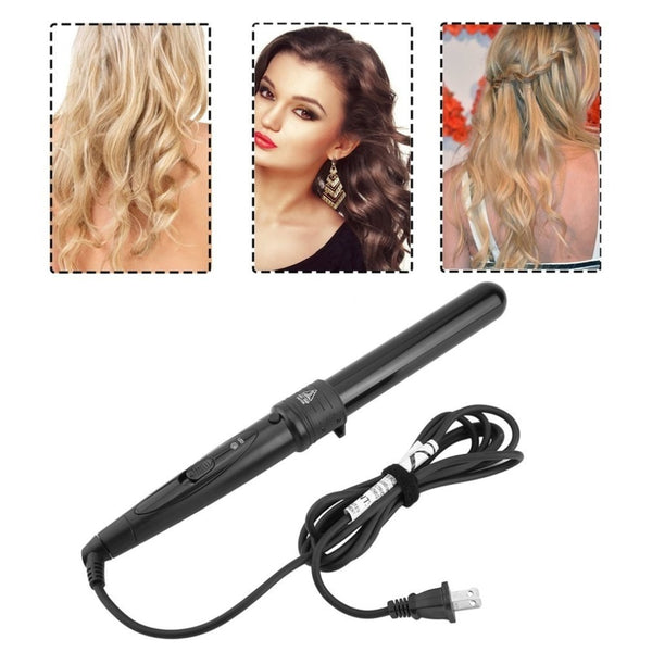 Professional 6-in-1 Electric Hair Curler Fast Curling Iron Ceramic Curler Hair Stick Hair Styling Tool for Salon