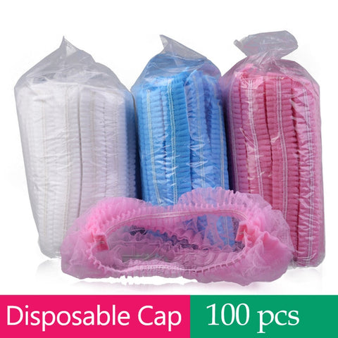 100pcs Microblading Accessories Permanent Makeup Disposable hair accessories Hair Net Caps  For Eyebrow Tattooing Free Shipping - ZURBEXPRESS