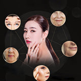 Newest Design Continuous Needleness Atomizing Instrument Skin Moisturizing Rejuvenation Tool For Face Beauty With 1Set Accessory