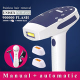 900000 flash IPL laser hair removal machine laser epilator hair removal permanent bikini trimmer electric depilador laser women - ZURBEXPRESS