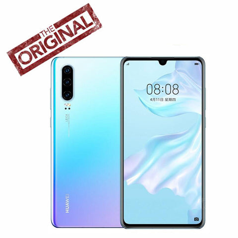 Official Huawei P30 Mobile Phone 6.1 inch OLED Screen 8GB RAM 64GB ROM Support NM memory card OTG Dual SIM Card Smartphone
