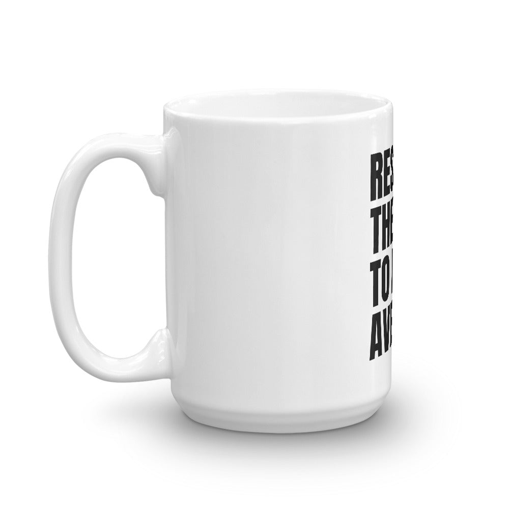 Above Average Mug