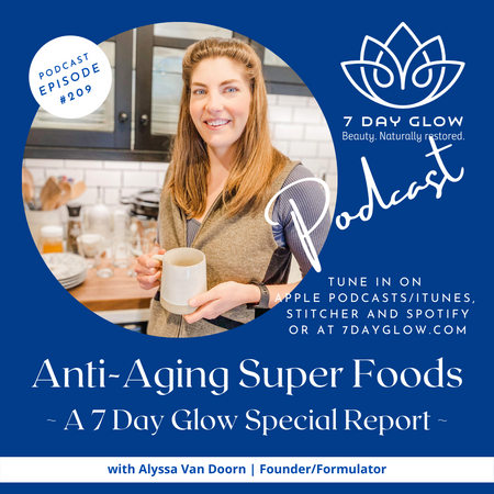 Anti-Aging Super Foods - Special Report, Episode 209