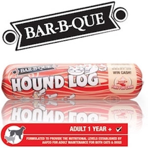 Hound Log Bar-B-Que (4.4lbs)