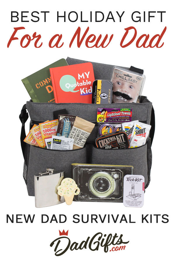 Best Holiday Gift for a New Dad