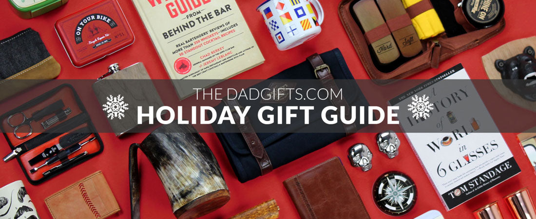 The DadGifts.com Holiday Gift Guide 2018!