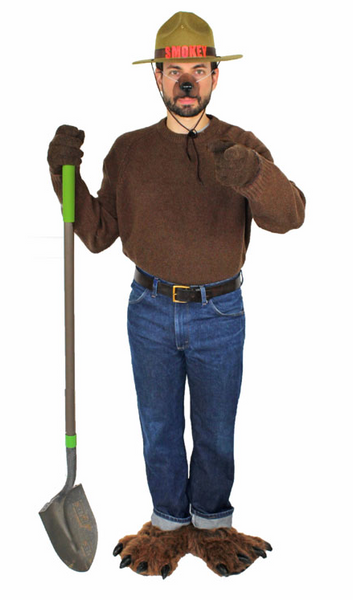 Smokey the Bear Costume