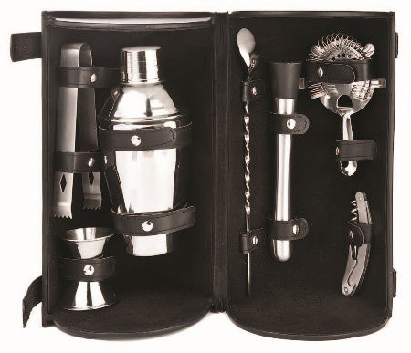 Barmaster's Pro Bar Travel Set