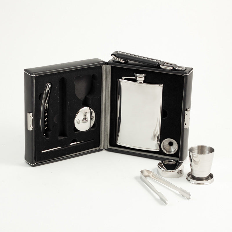 Mini-Bar Cocktail Travel Kit