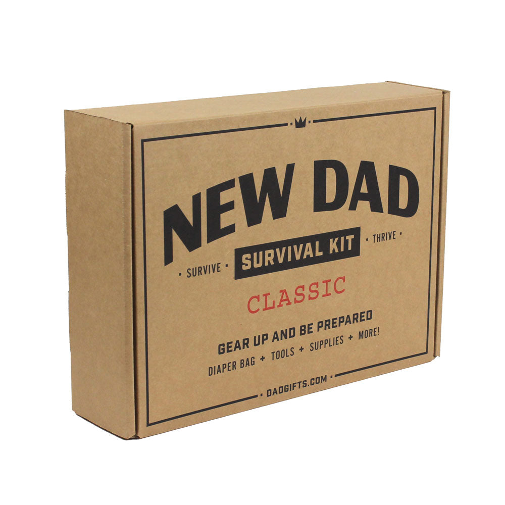 New Dad Survival Kit: Classic