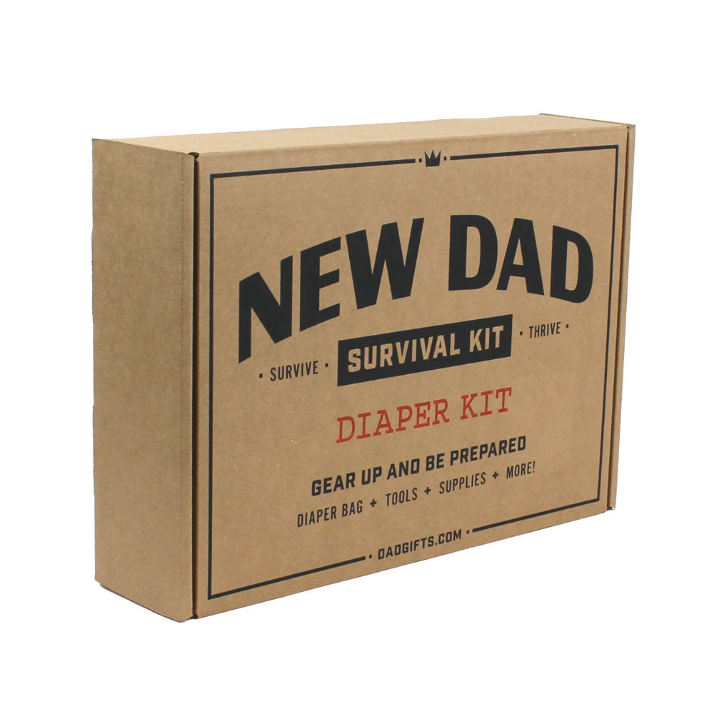 Dad's Diaper Kit