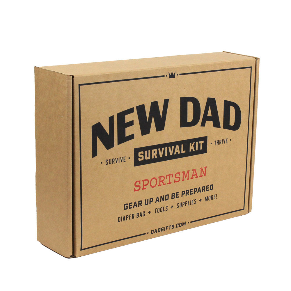 New Dad Survival Kit: The Sportsman