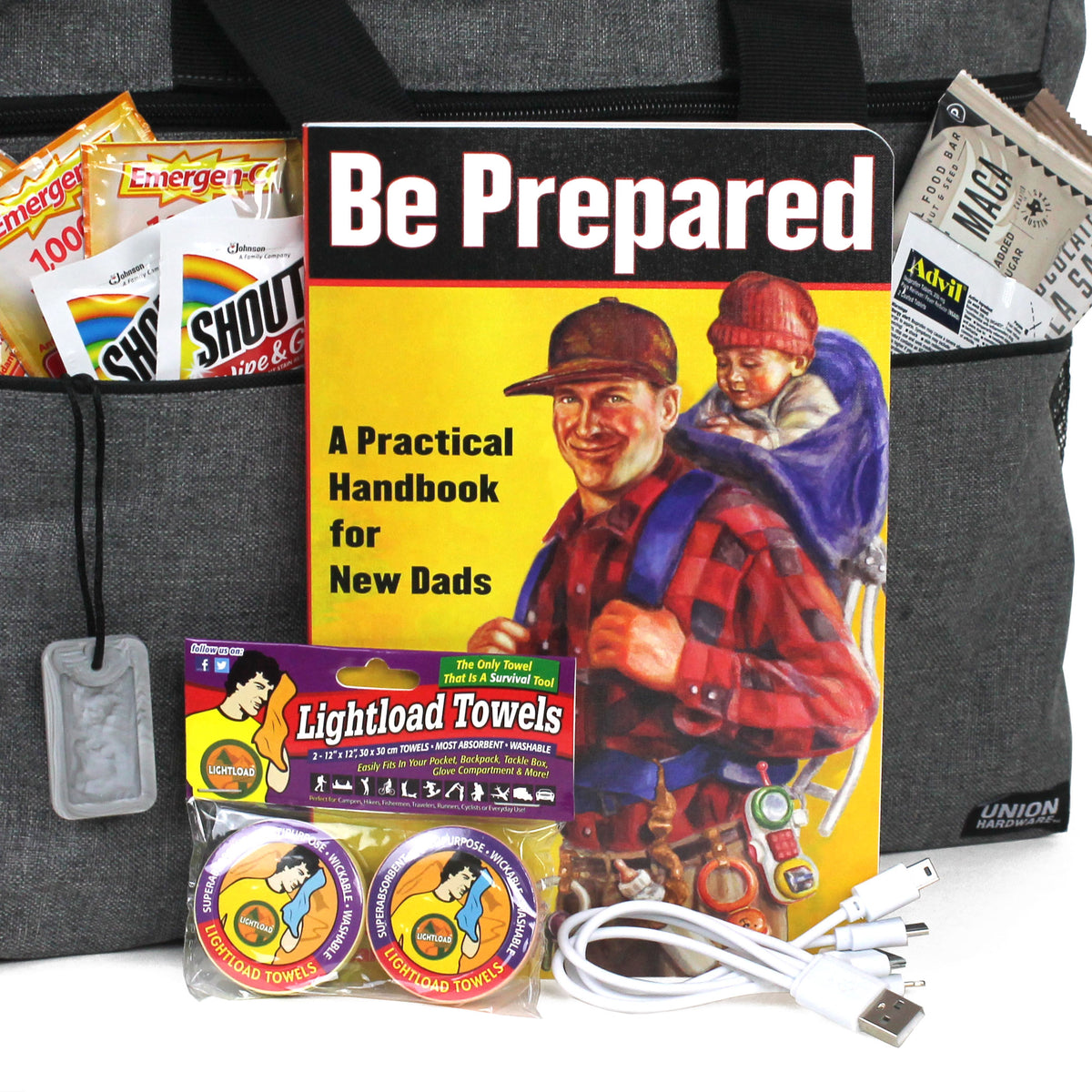 New Dad Survival Kit: Tactical
