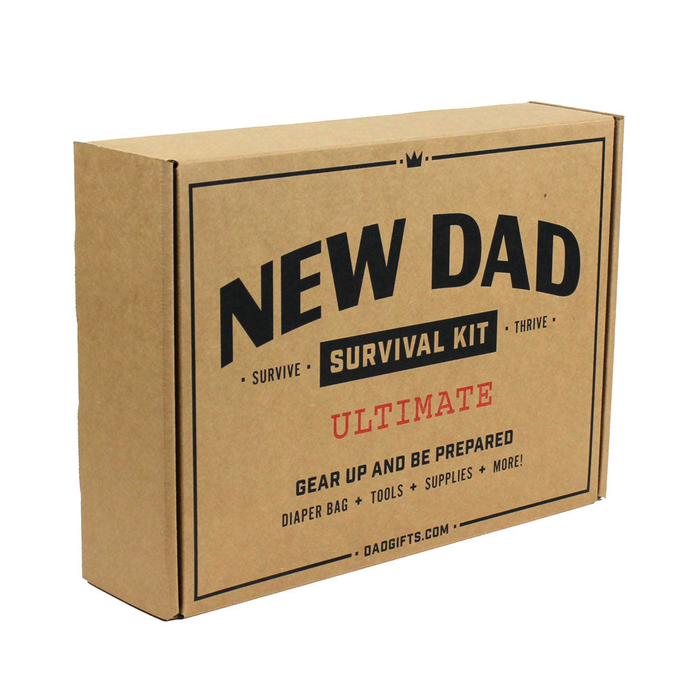 New Dad Survival Kit: The Ultimate