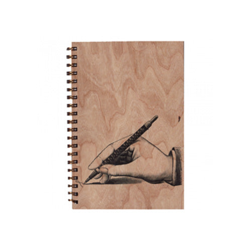Ink Wood Notebook
