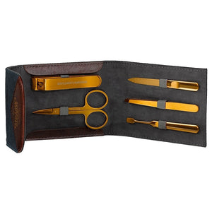 Gentlemen's Hardware Canvas Manicure Set