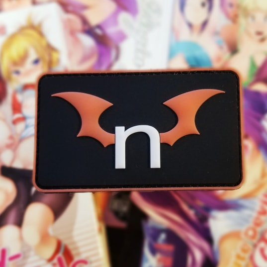 NHENTAI PVC patch