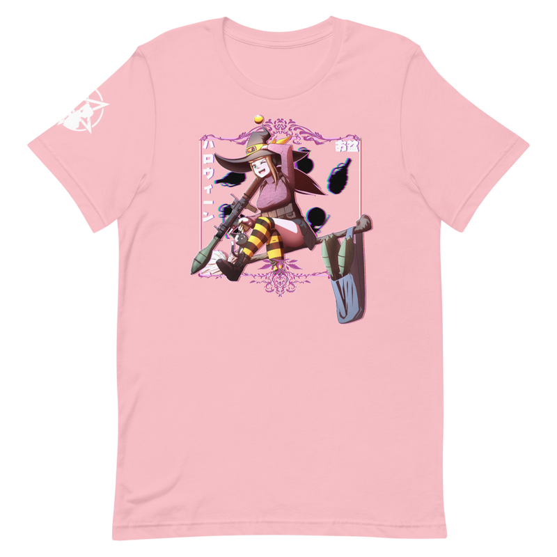 ⦗𝗡𝗥⦘ RPG Witch shirt