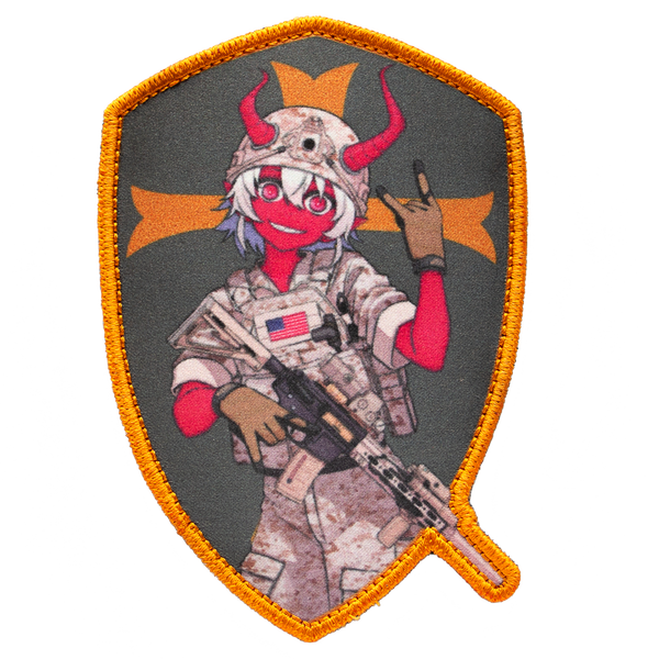 DEVGRU ONI Patch Gold