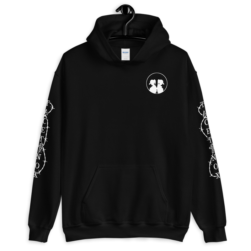 ⦗𝗡𝗥⦘ Tactical Nun Hoodie - Back print