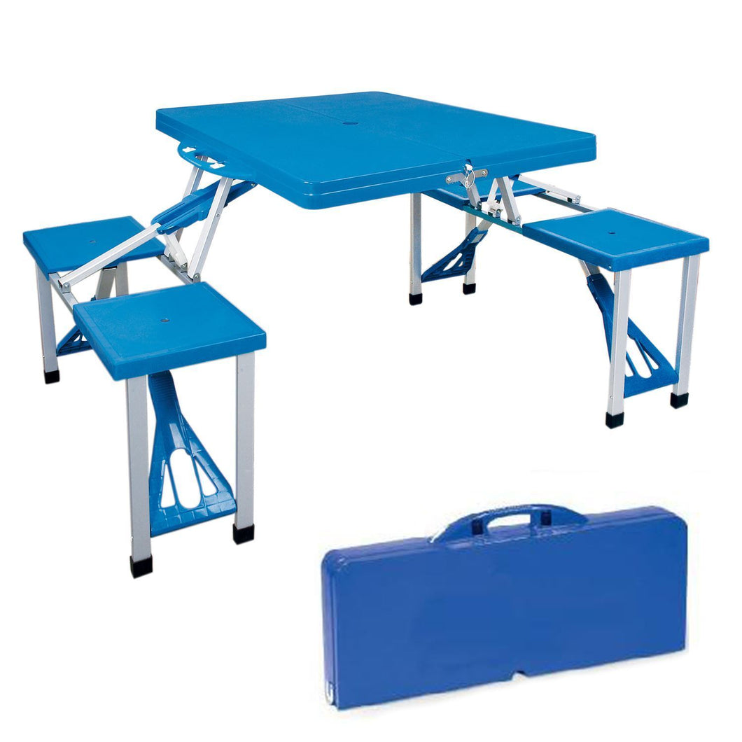 4 PERSON FOLDING PICNIC TABLE