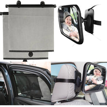 CAR BABY VIEW MIRROR