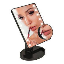 20 LED TOUCH SCREEN BEAUTY MIRROR