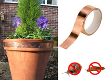 3 ROLLS COPPER TAPE 4M X 30MM