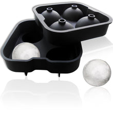 4 ICE BALL MOULD