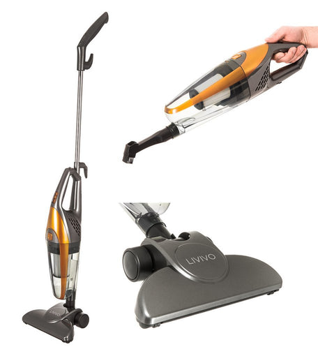 2 IN 1 800W VACUUM CLEANER