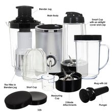 4 IN 1 JUG BLENDER JUICER