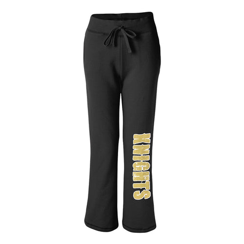 Ladies Black Sweatpants