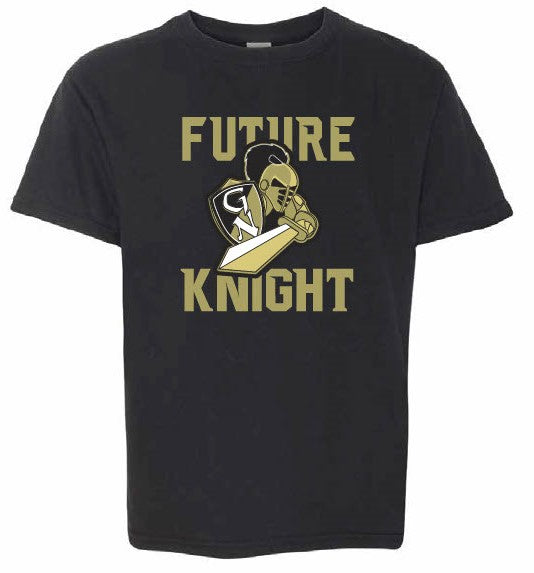 Future Knight Youth T Shirt