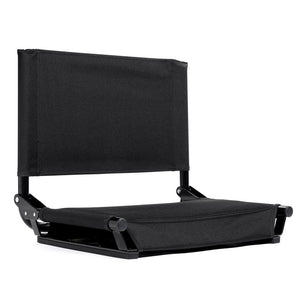 Knights Black Stadium Chair
