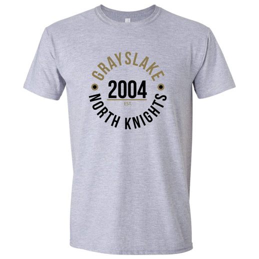 Grayslake North Knights 2004 T-shirt