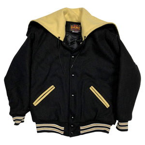 Girls Letter Jacket