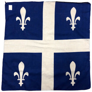 Quebec Flag Bandana