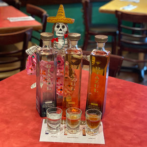 Taste the Independence of Riazul Tequila
