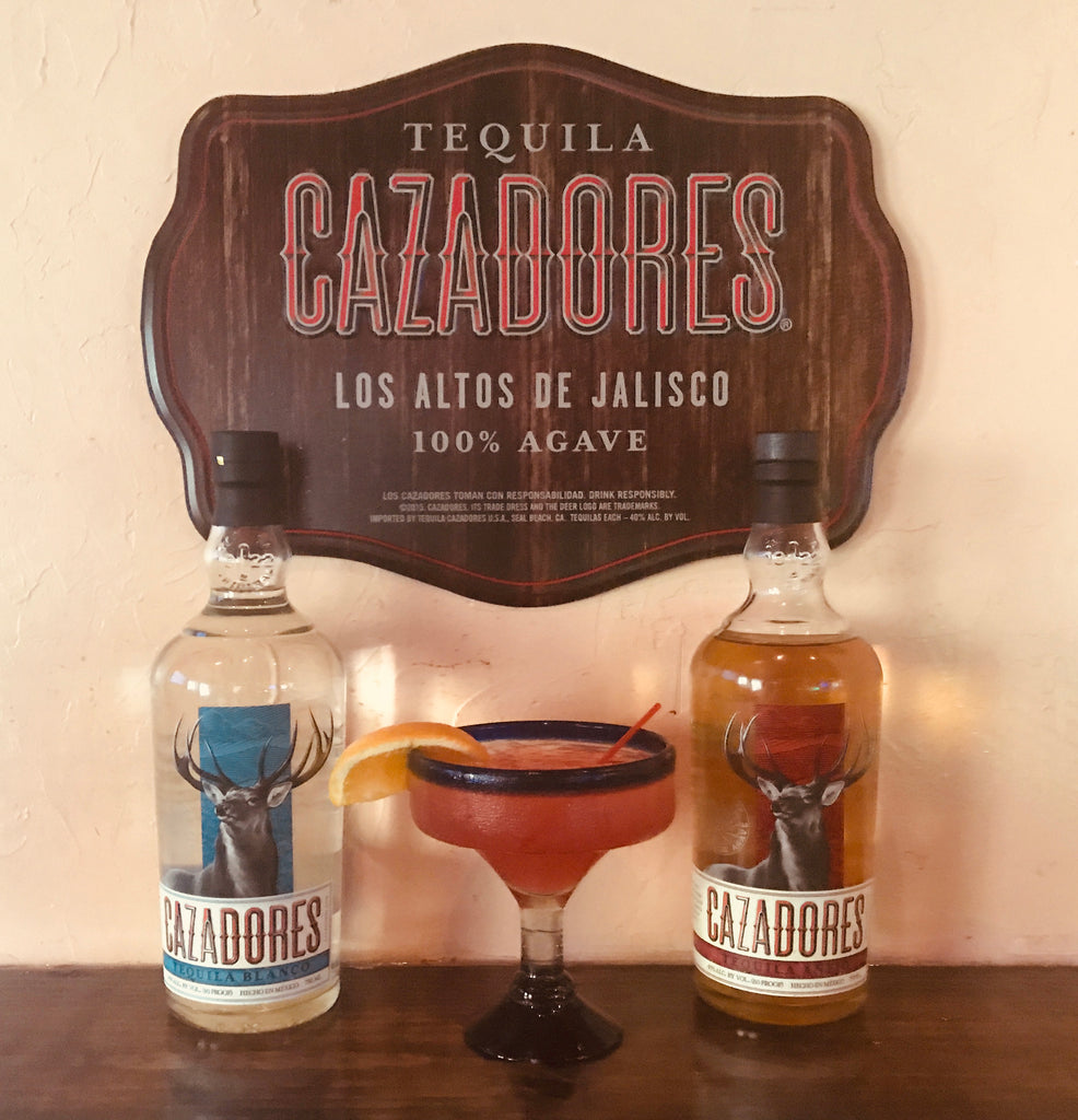 October Tequila of the Month, Cazadores