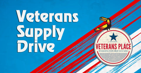 Veterans Supply Drive