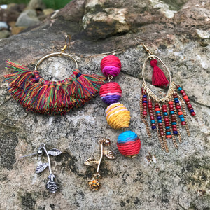 Fiesta Earring Collection