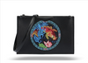 Image of Golden Fish Embrodiery Envelope Bag