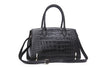 Image of Designer Alligator Style Leather Bag