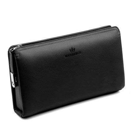 Long Deccent Man Leather Wallet