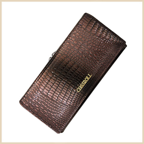 Luxury Fusion Leather Wallet