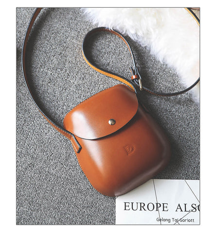 Mini Shell Crossbody Bag