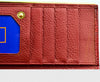 Image of Ossaira Leather Clutch Wallet